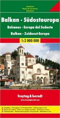 בלקן (דרום-מזרח אירופה)