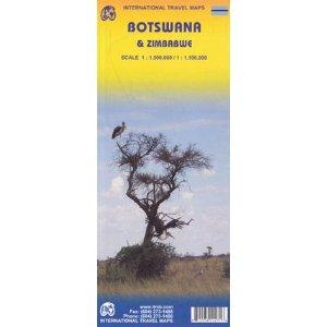 בוצואנה וזימבבואה
