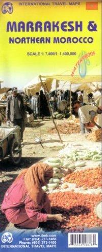 מרקאש וצפון מרוקו