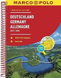 גרמניה אטלס 2015-2016 (+אירופה)