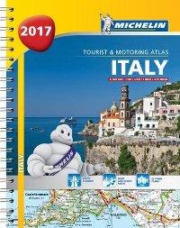 אטלס איטליה 1468 אטלס 2017 ספירלי A4