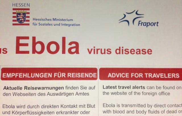 אבולה בפרנקפורט