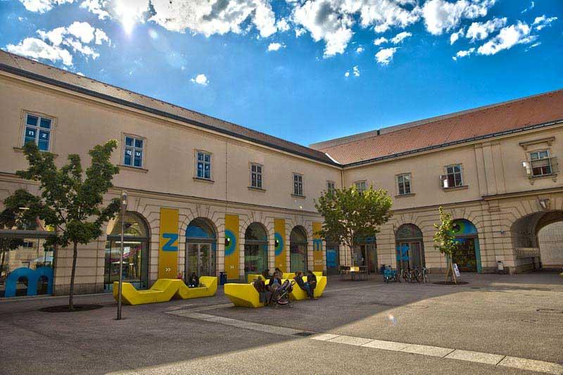 חזית מוזיאון הילדים זוּם