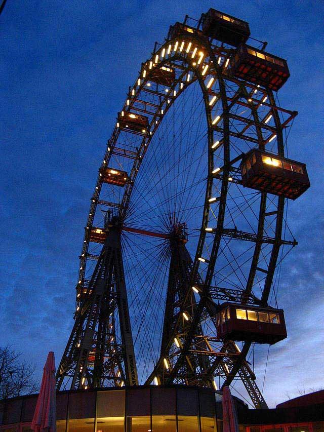 הגלגל הענק ריזֶנראד