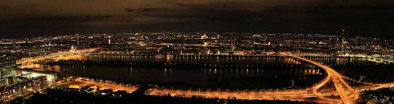 וינה בלילה