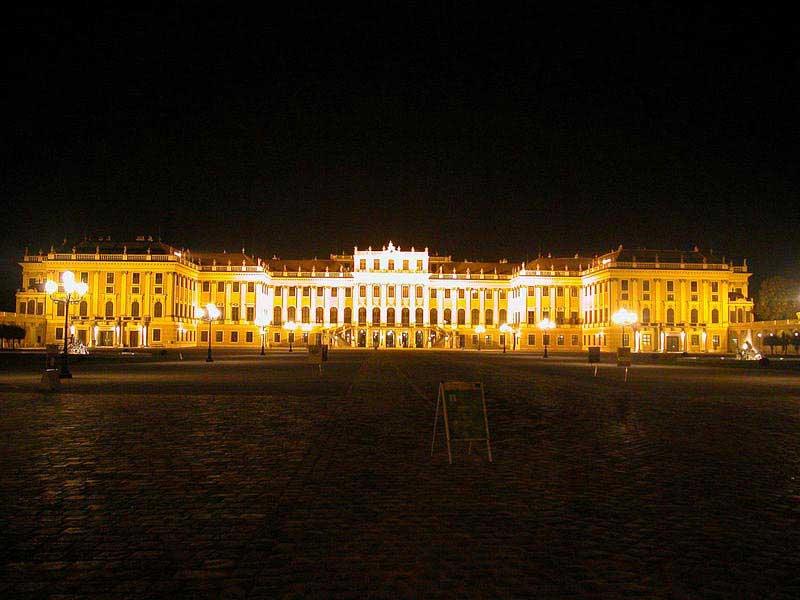 ארמון שֶנבּרוּן