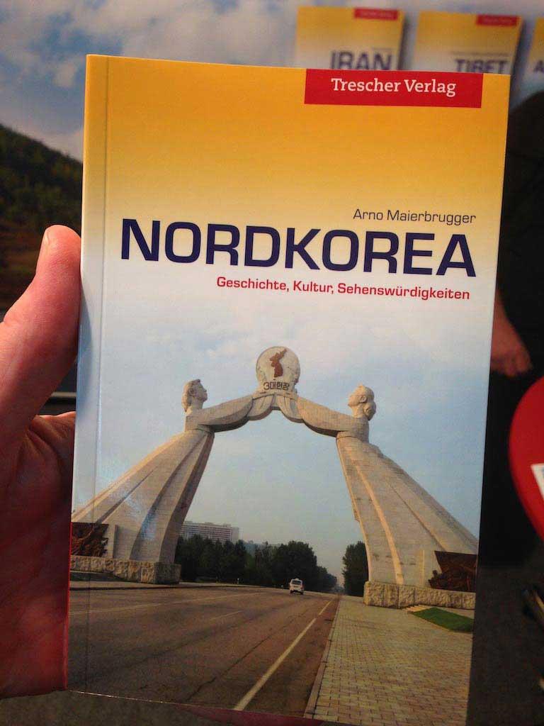 מדריך צפון קוריאה בהוצאת Trescher