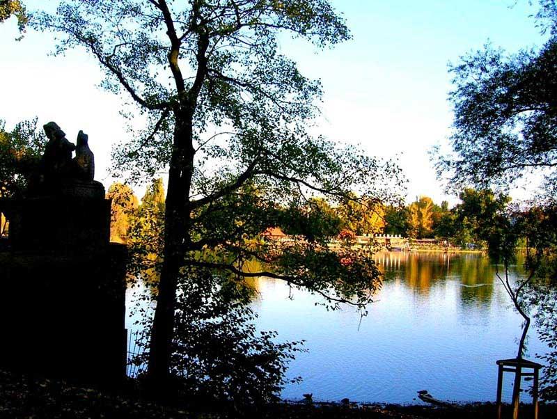 האגם השליו וייסנזה