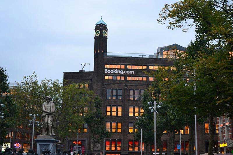 משרדי החברה באמסטרדם