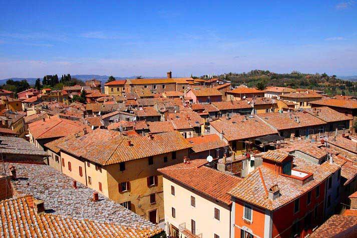 גגות העיירה קיוּזי