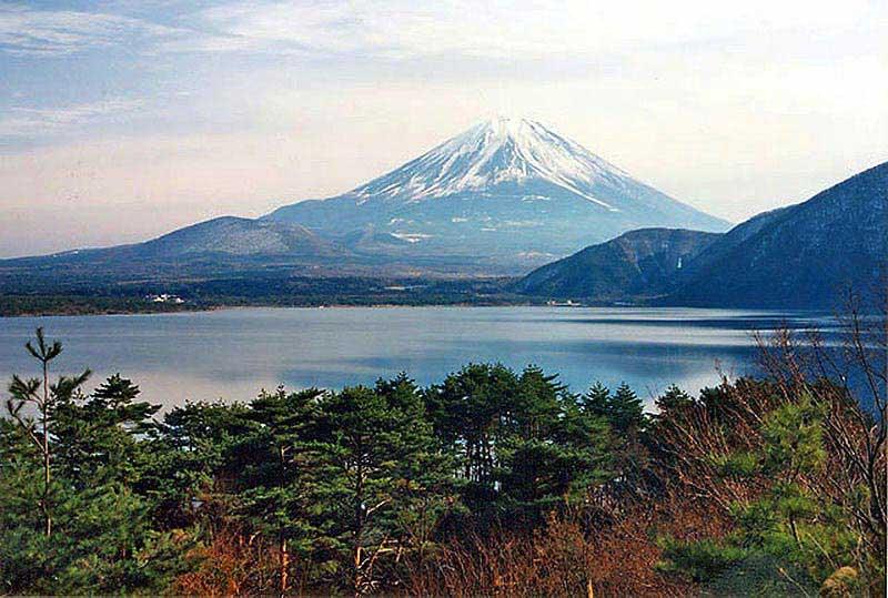 אזור חמשת האגמים של הר פוג