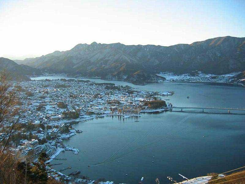 אגם קָוואגוּצִ