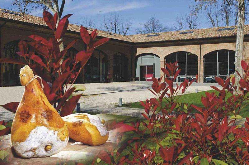 מוזיאון הפרושוטו והסלמי של פּארמָה