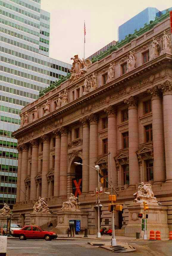 מוזיאון האינדיאנים הלאומי שבמנהטן