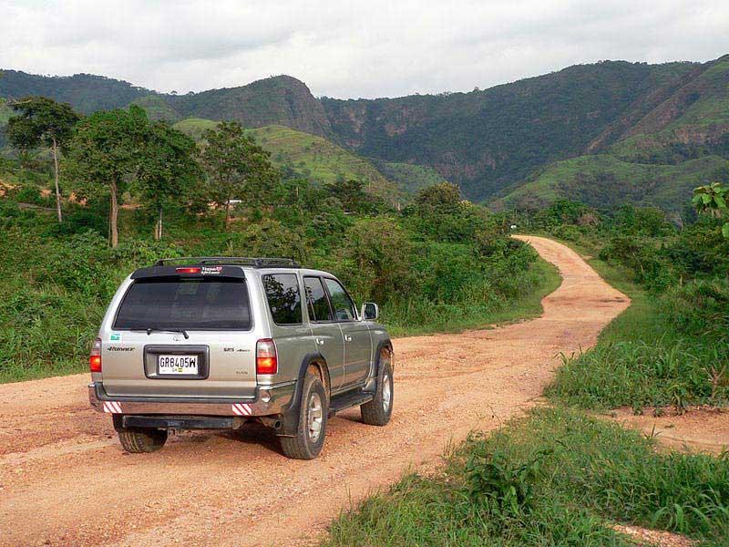 בחירת הרכב המתאים לאופי הטיול