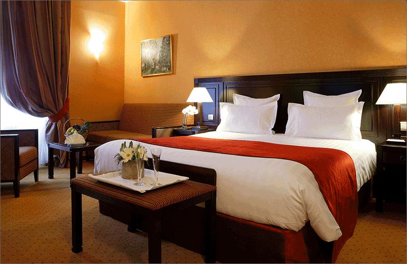 חדר במלון Régent Contades