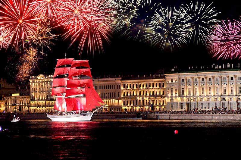 האירוע הססגוני מפרשי הארגמן