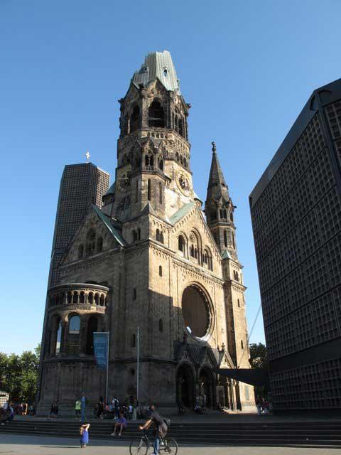 כנסיית הזיכרון על שם הקיסר וילהלם