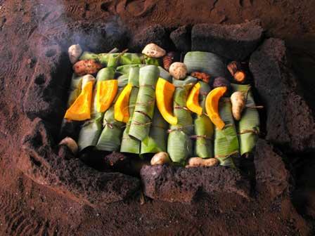 המנה המסורתית אוּמוּ ראפָּה נוּי