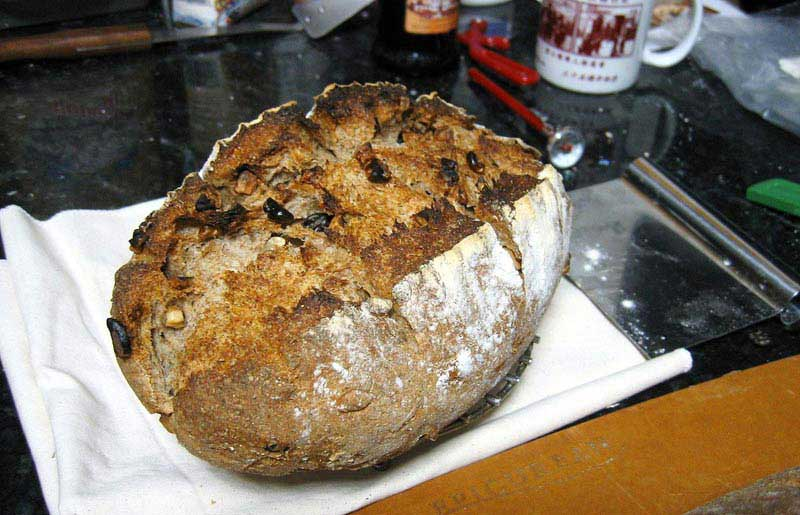 לחם שיפון - דווקא ניתן להשיג בבריטניה