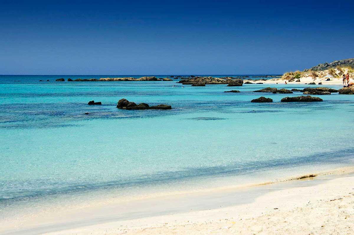 חוף בכרתים