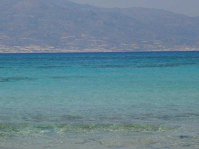 חופי כרתים מהאי חְריסי