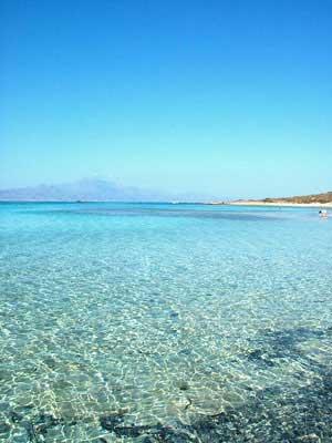 חופי אי הזהב, האי חְריסי, מול חופי יֶיראפֶּטרָה