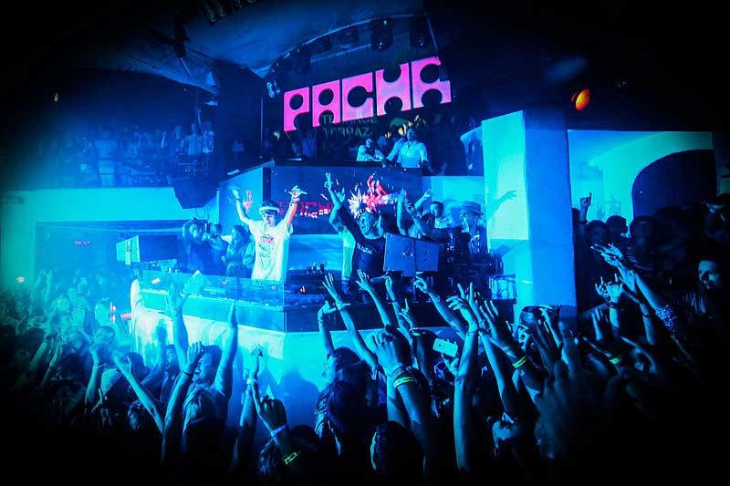 מועדון Pacha הנודע