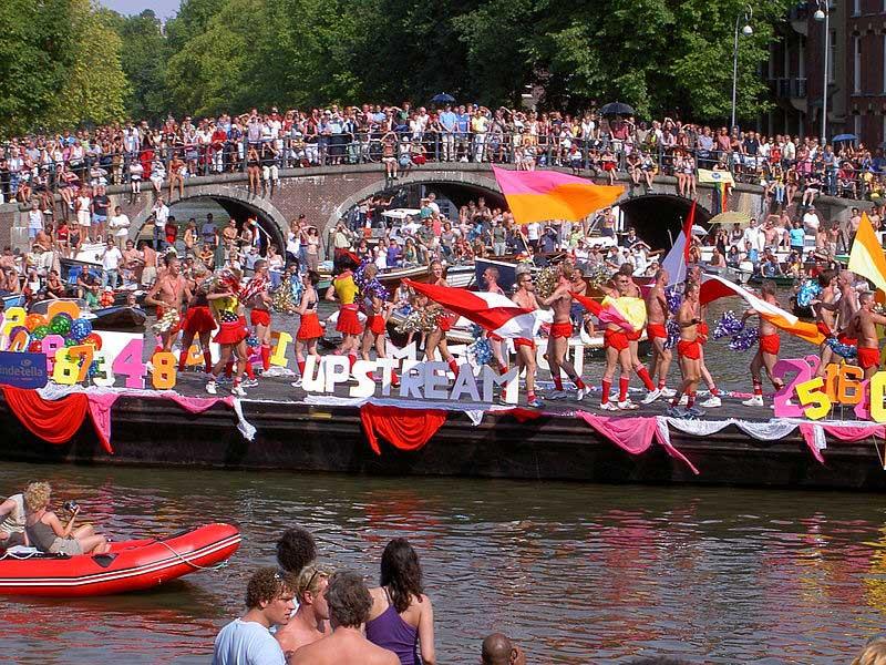 מצעד התעלה - חגיגות הגאווה בתעלות אמסטרדם