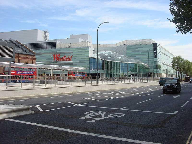 מרכז הקניות ווסטפילד לונדון