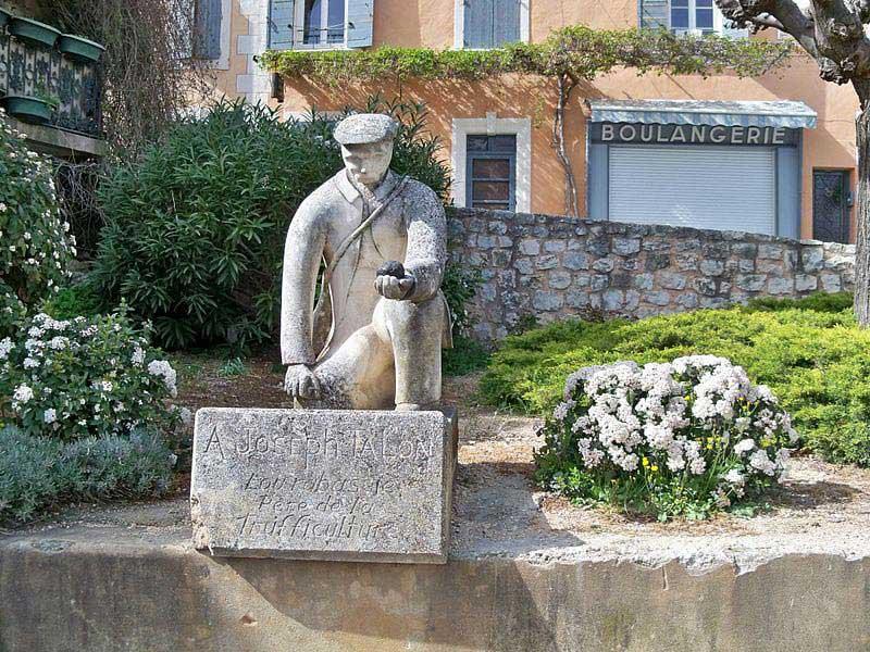 פסלו של ז