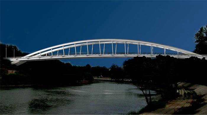 גשר המוסיקה ברומא
