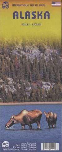 מפת אלסקה של ITM