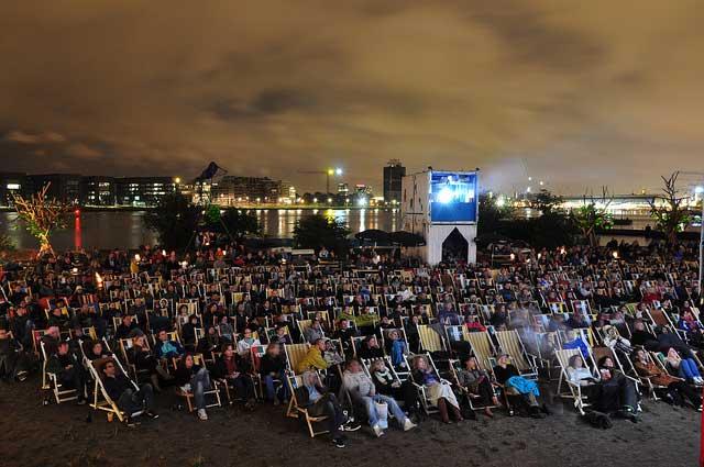 פסטיבל קולנוע באוויר הפתוח - Pluk de Nacht