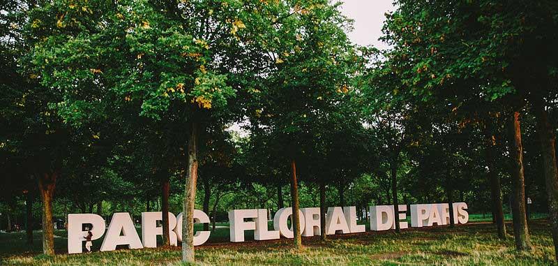 פארק פלוֹראל דה פארי שביער ואנסן
