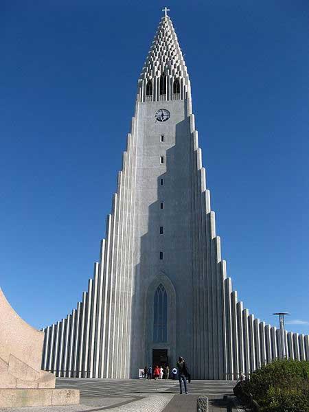 האטְלְגְרימסְקירקיָה, רייקיאוויק, איסלנד
