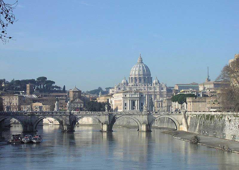 בזיליקת פטרוס הקדוש, רומא