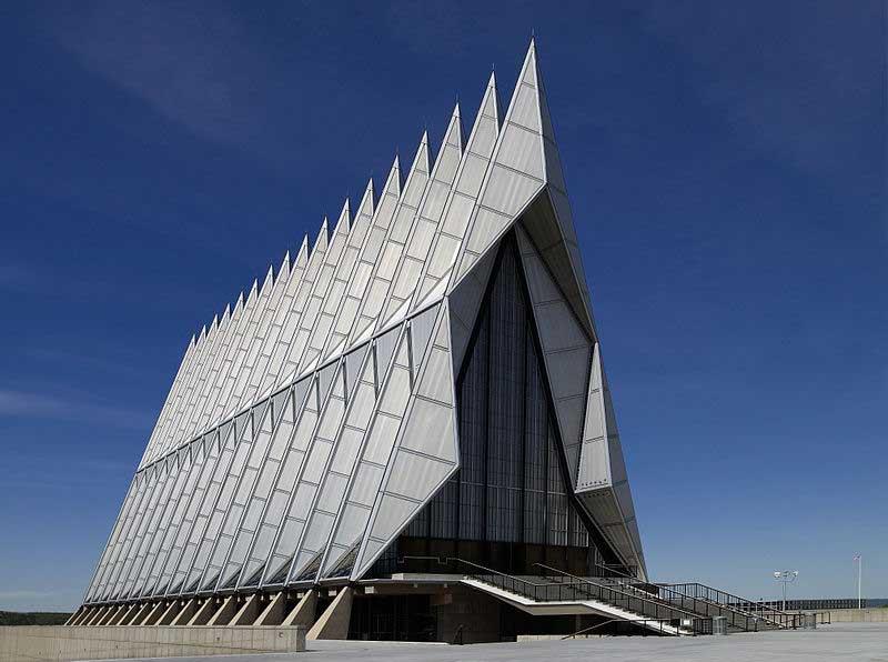 קפלת האקדמיה של חיל האוויר, קולורדו