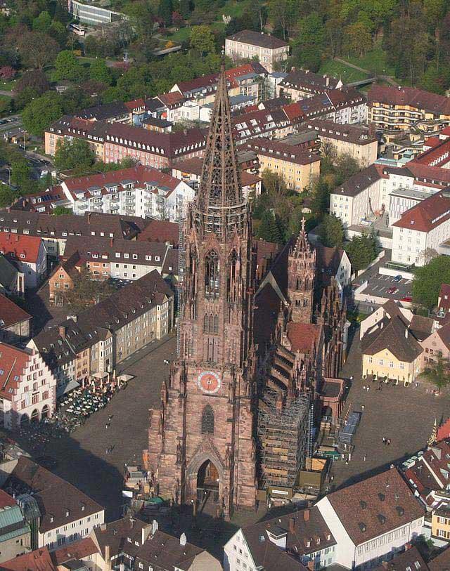 קתדרלת מינסטר בפרייבורג