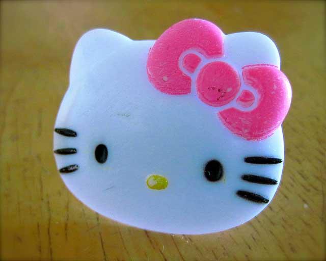 הלו קיטי - דמות פופולרית במיוחד בקרב ילדות ונערות