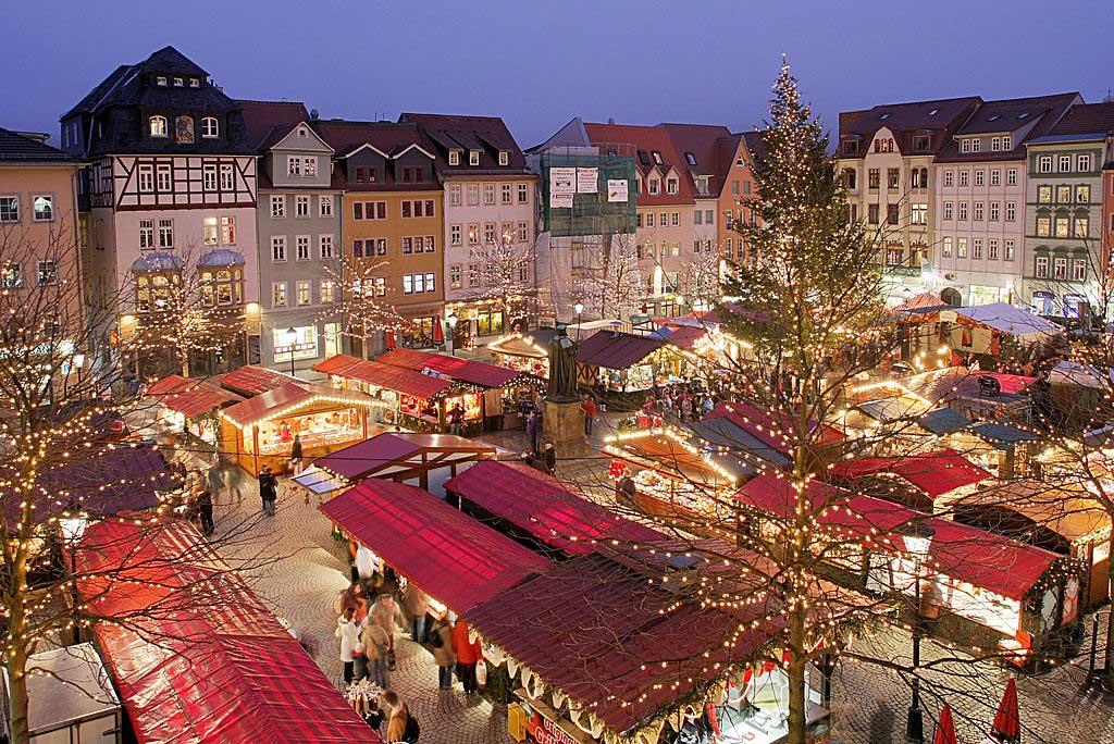 אחד משוקי חג המולד הרבים בגרמניה