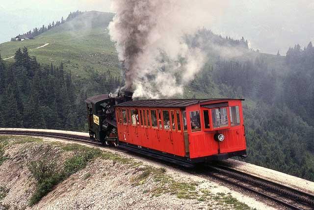 הרכבת לשאפסברג
