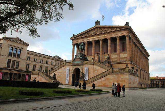 המוזיאון החדש, ברלין