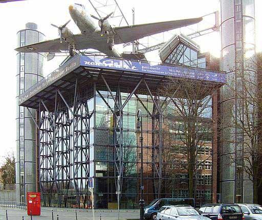 המוזיאון הגרמני לטכנולוגיה