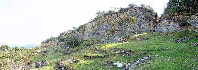 חומת העיר המבוצרת