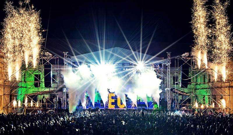 פסטיבל המוסיקה Electric Castle