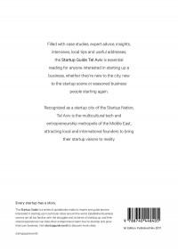 מדריך תל אביב סטארטאפ מם  - עטיפה אחורית