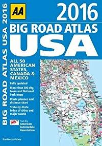 מפה AA ארה