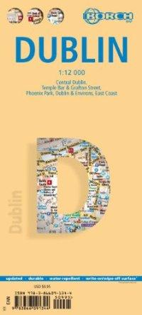 מפה BB דבלין