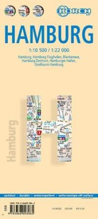 מפה BB המבורג